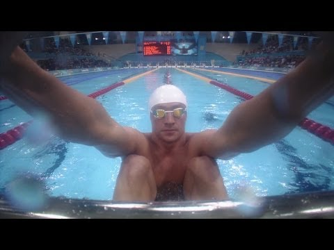 Highlights of the Men's 200m Backstroke Heats from the Aquatics Centre during the London 2012 Olympic Games. Swimming has featured on the programme of all ed...