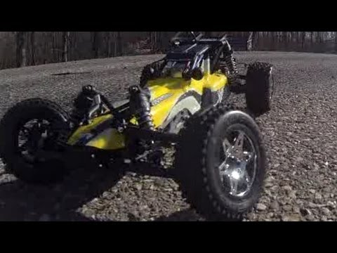 Amazing Arrma Raider Buggy First Run - Nothing But FUN