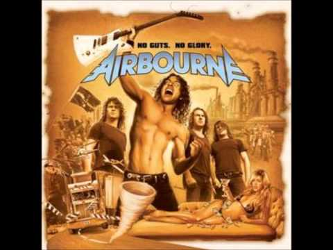Airbourne - Steel Town