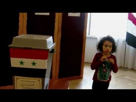 Prague: Syrian expats vote in presidential election 1