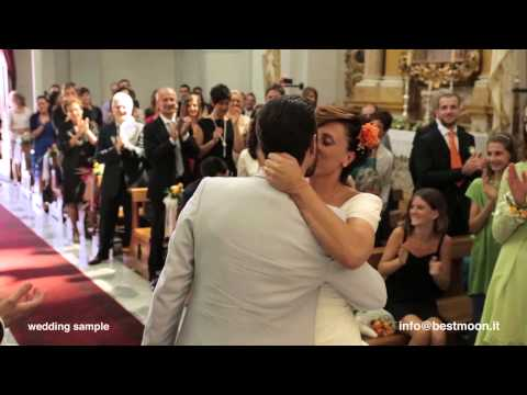 Produzione video di matrimonio a Roma e Udine - BestMoon.it video demo