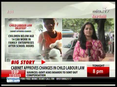 Child Labour Acts And Laws in Child Labour Law