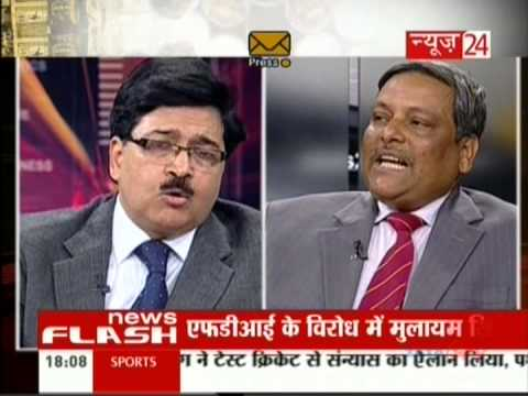 Dr Ravi Malik CMD Malik Radix Healthcare, Nirman Vihar, Delhi speaking on ban on tobacco at News-24