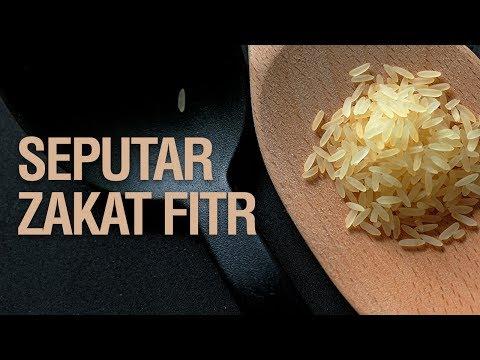 Ceramah Singkat: Seputar Zakat Fitr - Ustadz Khairullah Anwar Luthfi, Lc