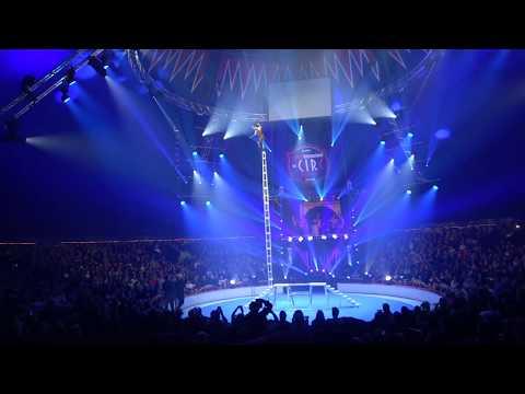Wesley Williams Unicycle Act - Festival Internacional del Circ Elefant d'Or 2020