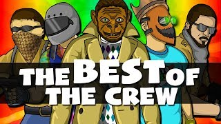 """""""EXTREME HOVA RAGE!"""" - The BEST of The Crew! - Funny Moments Gaming Montage! (Part 10)"""