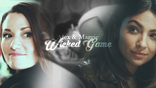 Alex and Maggie AU || Wicked Game (+2x12)