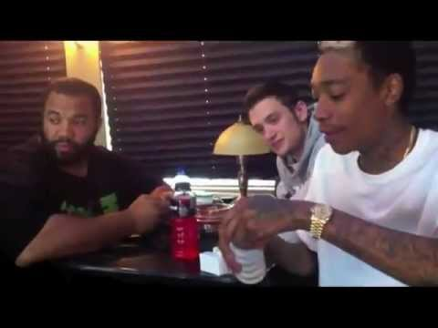 Hella Trees Wiz Khalifa  Berner Smokers Blog (Behind The Scenes Rolling Papers Tour)