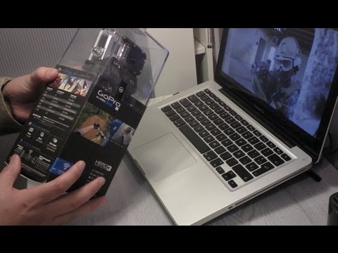 GoPro Hero3 Black Edition review en español