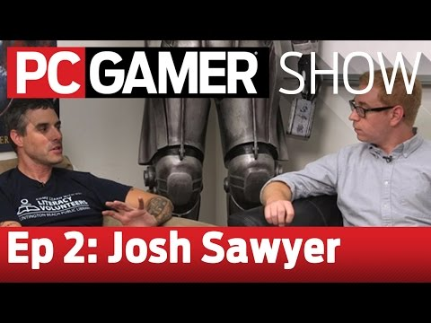 The PC Gamer Show Episode 2: Pillars of Eternity, Fallout: New Vegas, Divinity: Original Sin