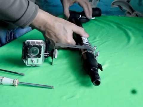 Поплавок на подводное ружье своими руками