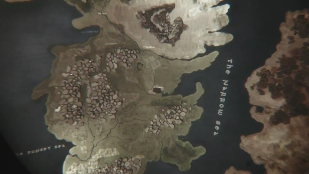 Game of Thrones : Extended Opening (Castles from Seasons 1 ...