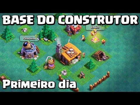 EVOLUINDO A BASE DO CONSTRUTOR: PRIMEIRAS DICAS! CLASH OF CLANS thumbnail