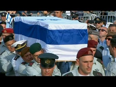 War-criminal or national saviour - Israel pays homage to former soldier and Prime Minister,...
