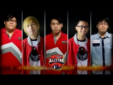 Garena all-stars head to Shanghai