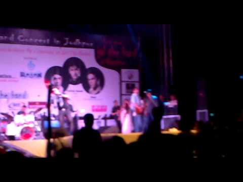 woh lamhe-jal the band in jodhpur
