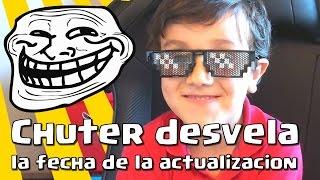 CHUTER OS DICE PARA QUE SIRVE EL BARCO! LA FECHA! Y HASTA PLENEA!