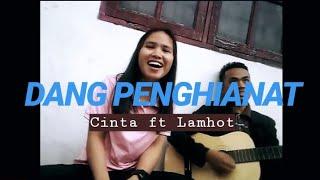 Dang Penghianat Au - Permata Trio Lagu Batak Terbaru Cover By Cinta Sitohang