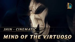 Jhin: Mind of the Virtuoso | New Champion Teaser - League of Legends