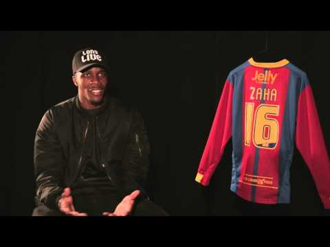 Footballer Wilfred Zaha talks: Crystal Palace interview for the Keep Onside Show