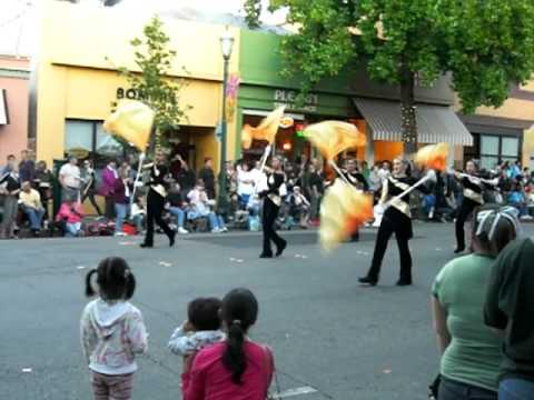 Walnut Festival Parade Ygnacio Valley High School