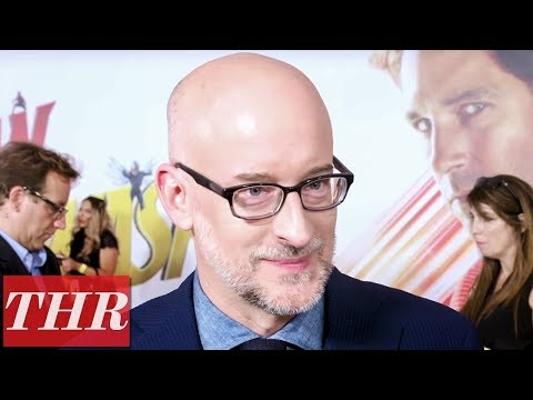 Director Peyton Reed On The 'Ant-Man And The Wasp' Premiere Red Carpet