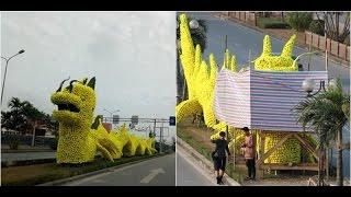 Rồng vàng... Pikachu ở Hải Phòng trị giá 60 tỉ là tin đồn thất thiệt!