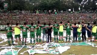 Demi Mimpi Kita feat Pemain, Pelatih dan Official PSMS Medan | PSMS Medan 3-1 Persija Jakarta