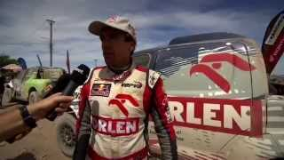 ORLEN Team Dakar 2015: stage 2