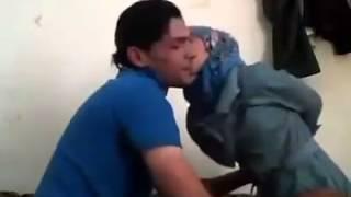 شاهد فضيحة شاب إيراني وصديقته