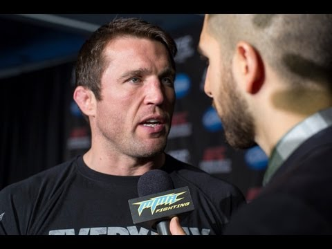 UFC 159: Chael Sonnen Says if This Will Be His Last Fight