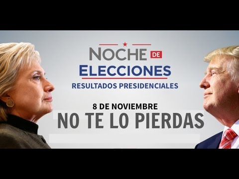 Resultados Elecciones Estados Unidos 2016