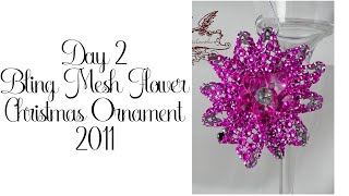 Day 2 of 10 Days of Christmas Ornaments with Cynthialoowho 2011