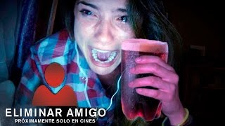 Eliminar Amigo / Unfriended - Opinión / Review - Wachin Movies