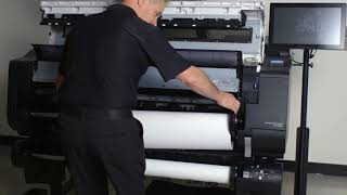 01. Canon TX-3000 and TX-Series Paper Load