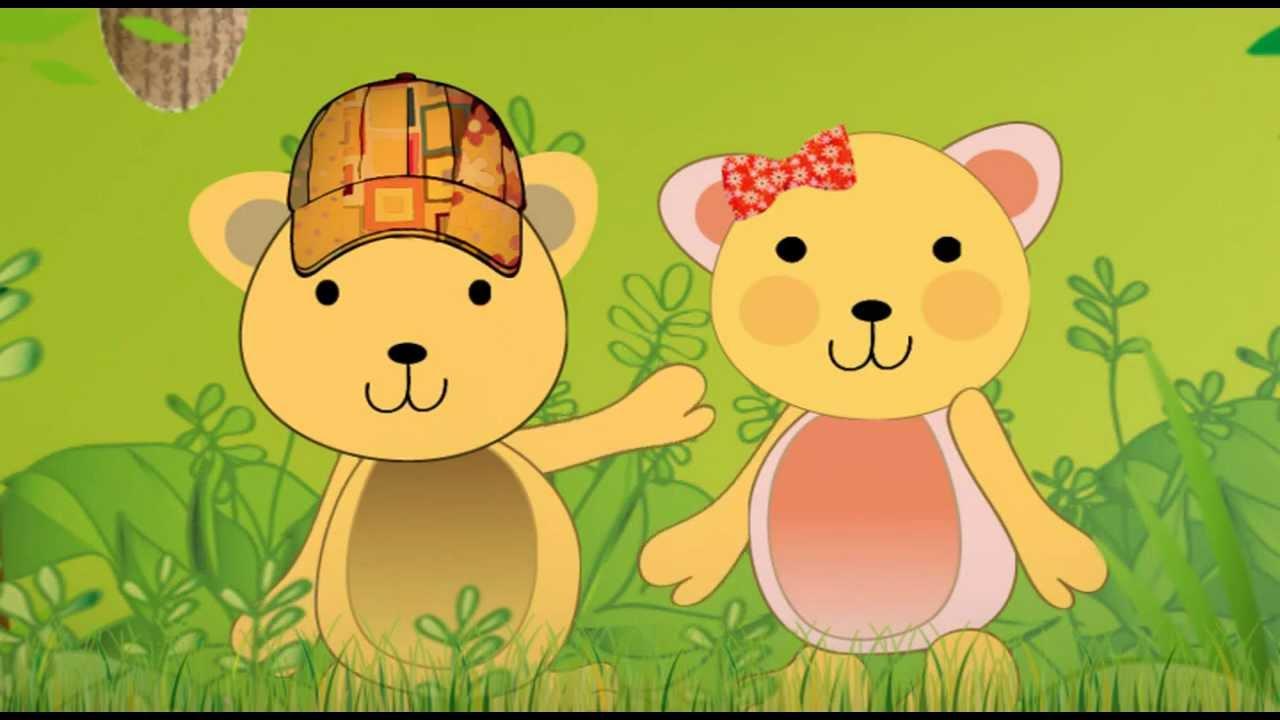 A bailar chicos canci n infantil el baile del oso - Baules infantiles ...