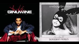 download lagu Bad Differences - Ginuwine Vs. Ariana Grande Mashup gratis