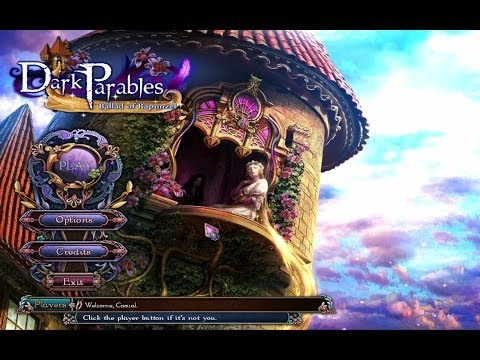 Dark Parables 7: Ballad Of Rapunzel Gameplay | Hd 1080p video