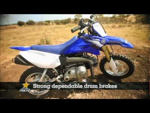 MXTV Mini Dirt Bikes - Yamaha TT-R50E Xmas Review