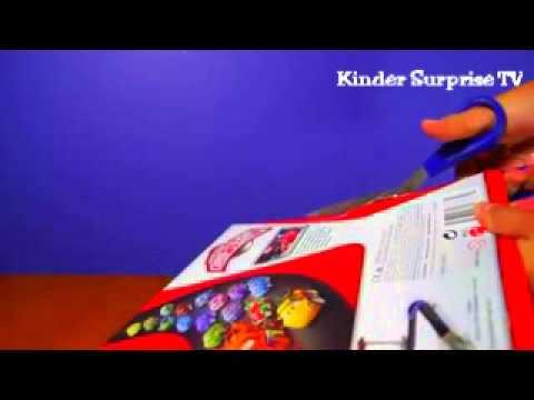 kinder Surprise - Kids Toys Full Episode 2014 video