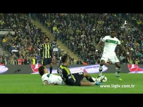 Fenerbah�e  Bursaspor 41 Ma��n �zeti