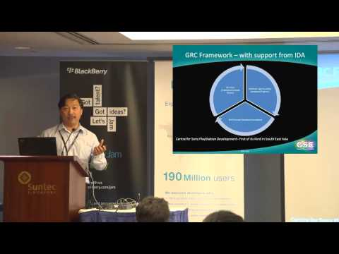 GSC: Supercharging Game Development in Singapore | Albert LIM