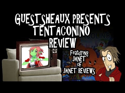 Guestsheaux Presents - Tentacolino Review by Janet Reviews