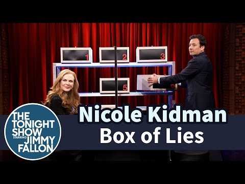 Box of Lies with Nicole Kidman