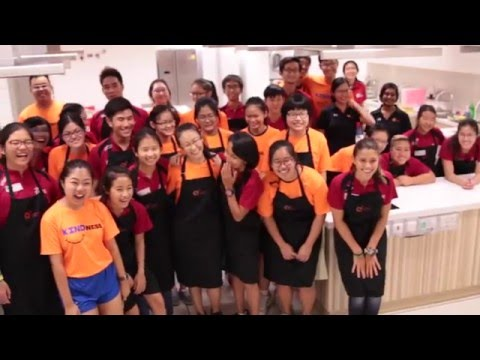 TeamSG & Singapore Kindness Movement - Baking for Good