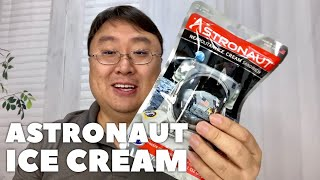 Freeze Dried Neapolitan Ice Cream Sandwich Astronaut Foods Review