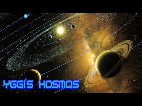 Der blassblaue Punkt: Eine Reise durch unser Sonnensystem und Hommage an Carl Sagan [Yggi's Kosmos]