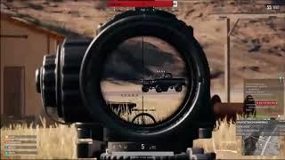 Lucky shot is over 9000?? - PUBG - Playerunknown's Battlegrounds - Lucio87