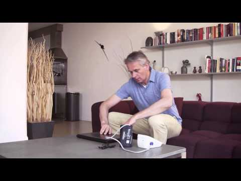 Tensiometru digital de brat Omron M6 Comfort IT, 2014, conectare Bi-LINK