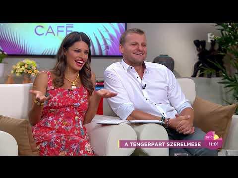 Pál Dénes számára elképzelhetetlen a több hetes nyaralás - tv2.hu/fem3cafe